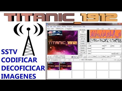 SSTV [CODIFICAR Y DECODIFICAR IMAGENES EN SONIDO] | EN ESPAÑOL