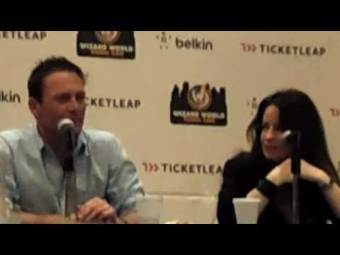 Charmed - Holly Marie Combs and Brian Krause - 2012 Wizard World Chicago