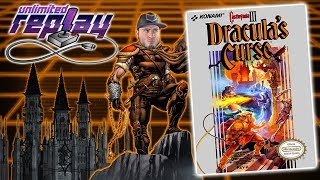 Castlevania III: Dracula's Curse Live Stream - Unlimited Replay