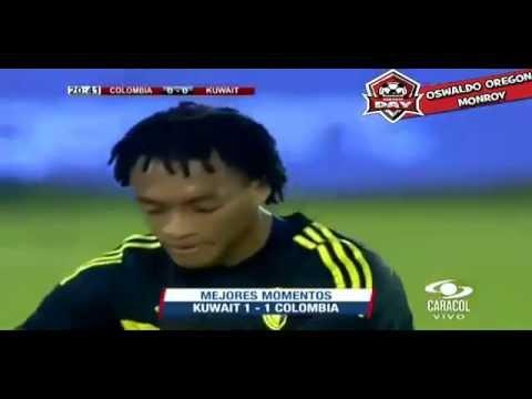 Colombia vs Kuwait 3 1 2015 HD