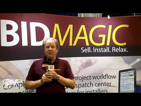 InfoComm 2014:BidMagic Shows Its Proposal and Project Management Solution With Mobile Accessibility