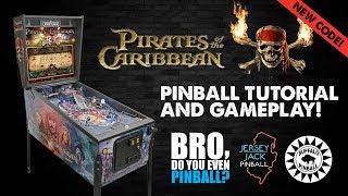 "Pirates of the Caribbean! (Jersey Jack, 2018) 9/27/18 ""Bro, do you even pinball?"""