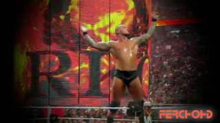 WWE Rated RKO Custom Titantron 2010 (HD)