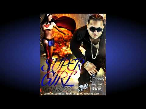 Mega Sexxx - Super Girl (Prod.By Askel, Cartoon & Pagoda)
