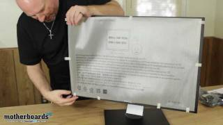 Dell UltraSharp U3011 30 Monitor Unboxing & Hands-On!