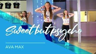 Sweet But Psycho Ava Max Easy Fitness Dance Audio Choreography