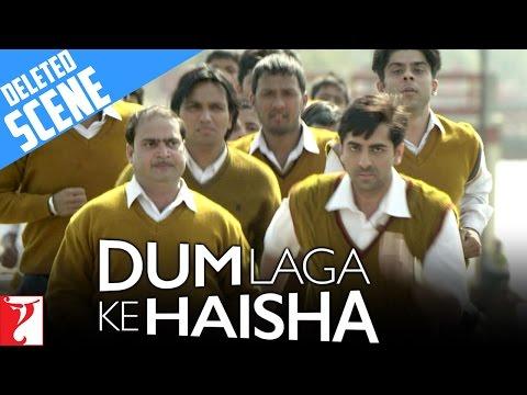 Deleted Scene 4 - Dum Laga Ke Haisha