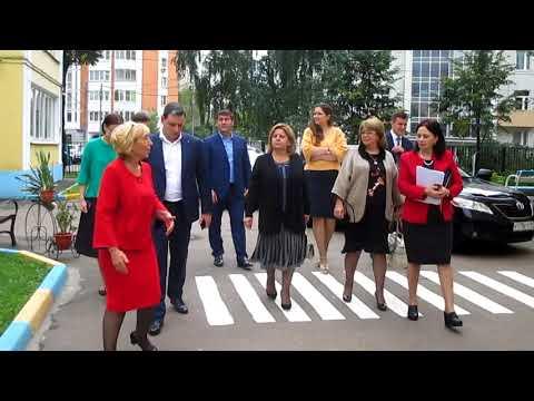 Делегация из Дагестана посетила Школу №1468