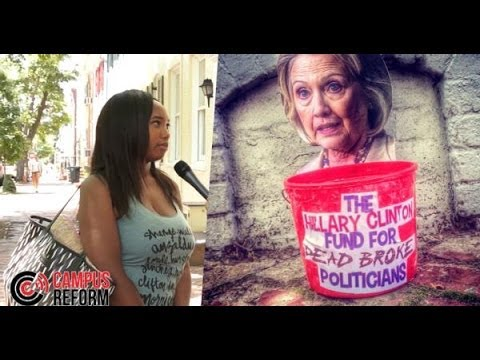 The Hillary Clinton Fund For Broke Politicians video