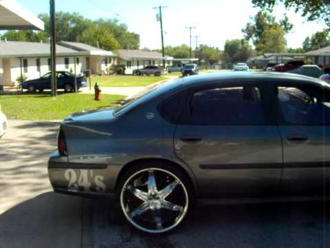29 furthermore Watch besides Img youtube   vi Wtrl2Nv6 OE 0 moreover 18 likewise Watch. on chevy impala on 24 rims