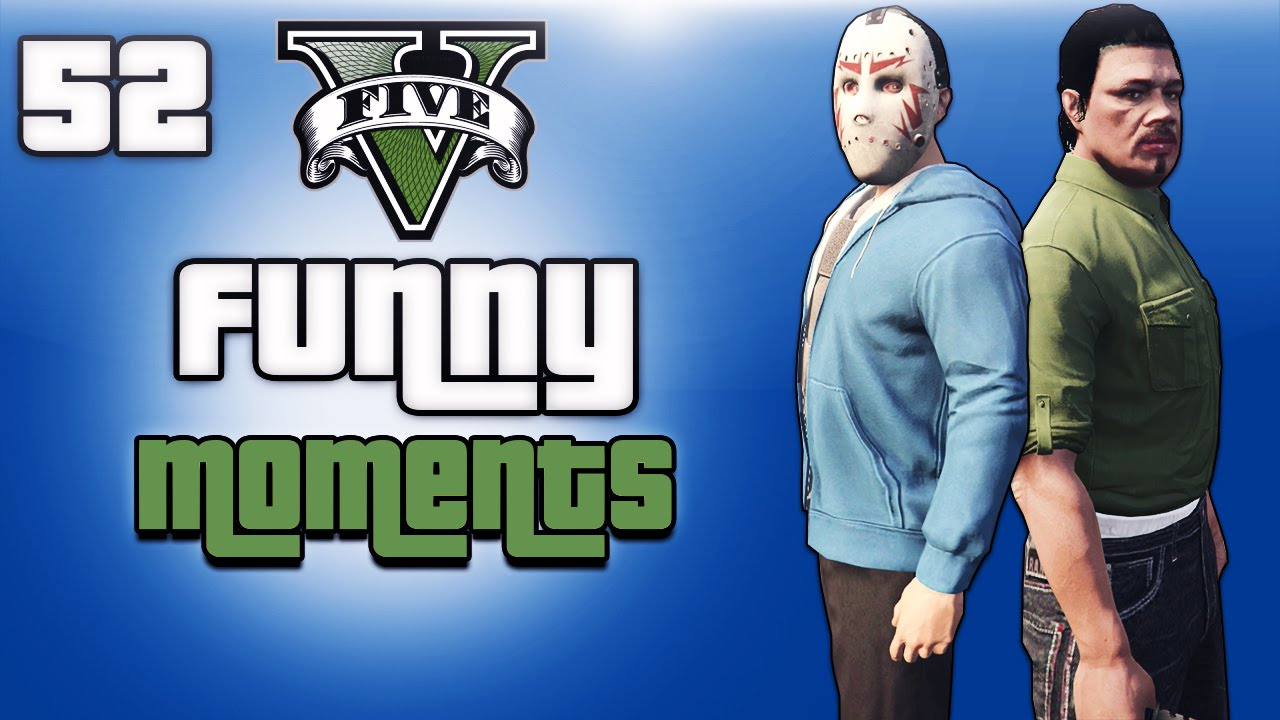 GTA 5 Next Gen Funny Moments  H2o Delirious