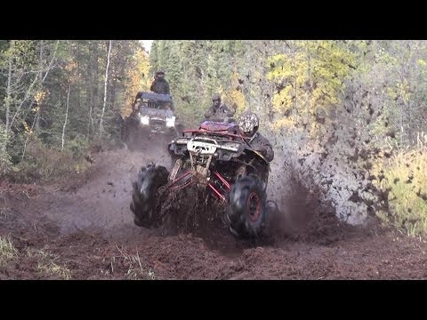 Crazy Fall Muskeg Riding