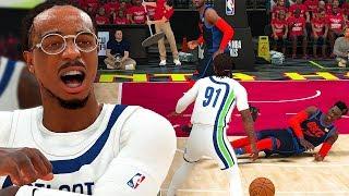 QUAVO GOES BEAST MODE AND DESTROYS DENNIS ANKLES! NBA FINALS GAME 6 NBA 2K19 MyCAREER