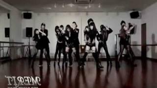 Download Lagu Mirrored Dance T-ara - I Am Crazy Because Of You Gratis