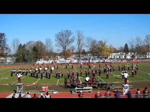 CHS Marching Band - Concord High School Wilmington Delaware 11/12/11