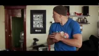 Georges St-Pierre - Funny NEXUS 7 Commercial 1080P HD