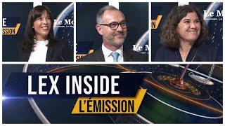 LEX INSIDE - Emission du 28 avril 2021