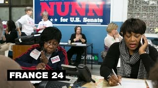 Democrats try to galvanize African-American voters for the midterm elections - UNITED STATES