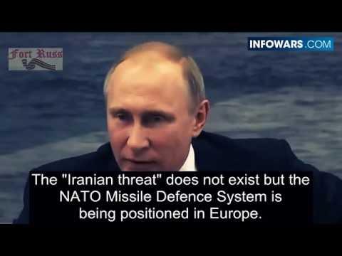 Putin Warning of World War 3 US / NATO is irreversibly pushing the world towards nuclear war
