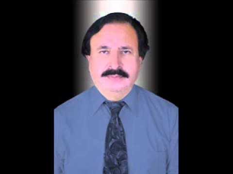 Sardar Ali Takar--pashto ghazal--khudaya za yam badnaseeba