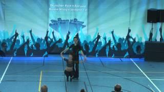 Lydia Herrich & Johannes Guha - Hupfadn Turnier 2015