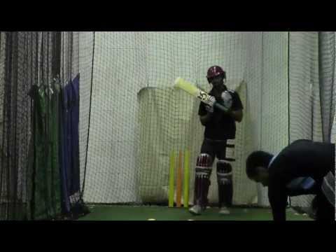 Mississauga Ramblers Cricket: Premier 2nd practice Hamza - Asad