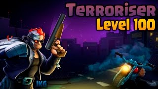 Monster Legends: Terroriser (Level 1 to 100) + Combat PVP