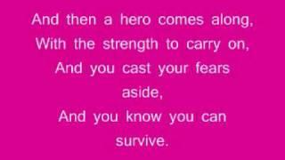 Watch X Factor Hero video