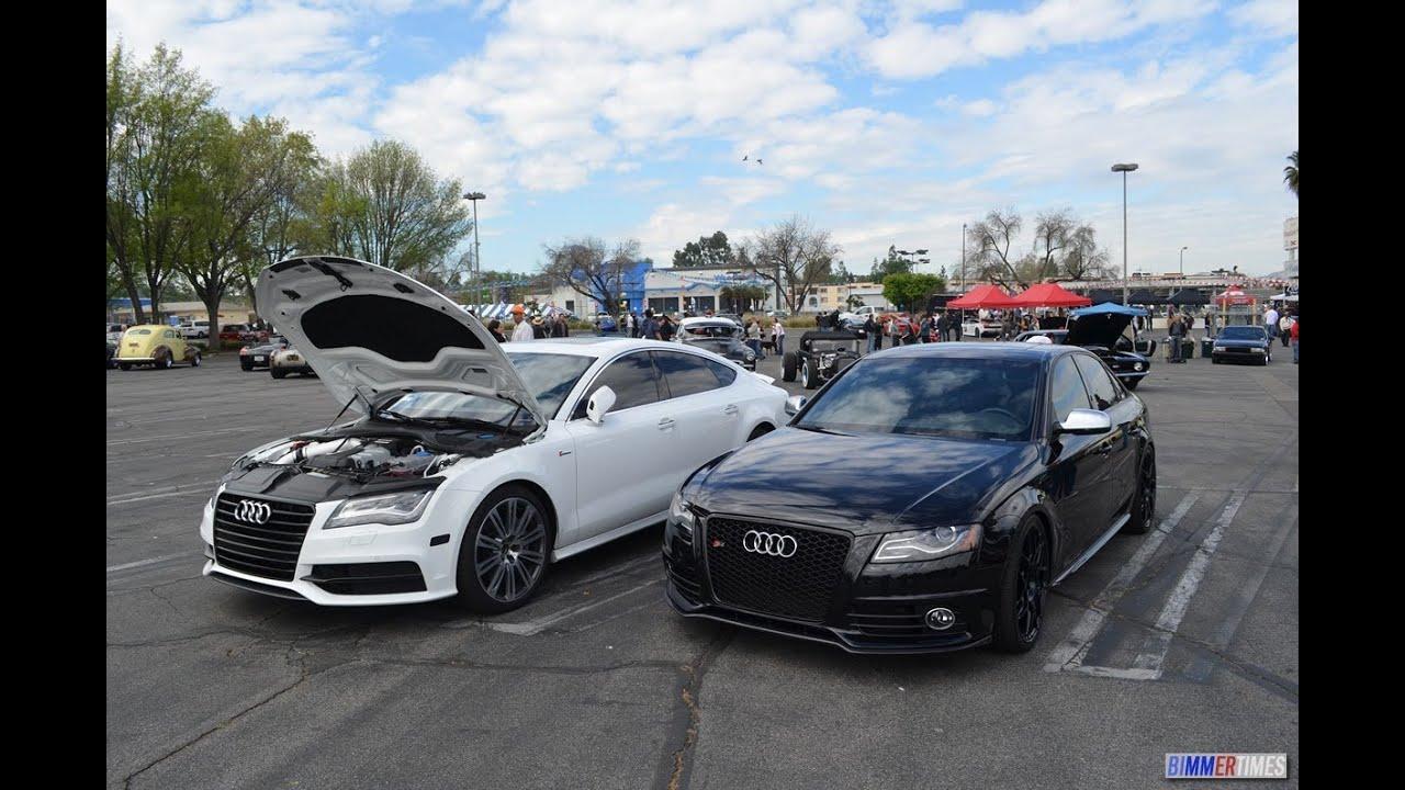 Audi B8 S4 Modded Jet Black Youtube