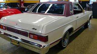 1978 Mercury Monarch Ghia LOW MILES for sale