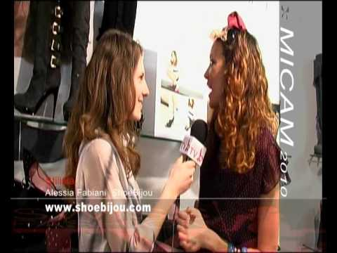 Shoe Bijou di Alessia Fabiani e Alessandra De Cola