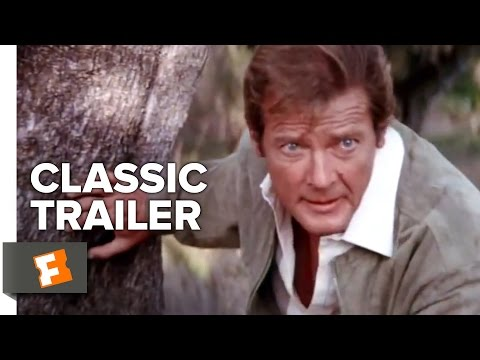 For Your Eyes Only (1981) Official Trailer - Roger Moore James Bond Movie Hd video