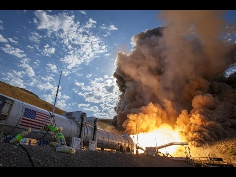 NASA's successful rocket booster test gets us one step closer to Mars (Tomorrow Daily 385)