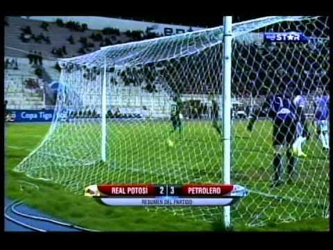 Real Potosi 2-3 Petrolero de Yacuiba