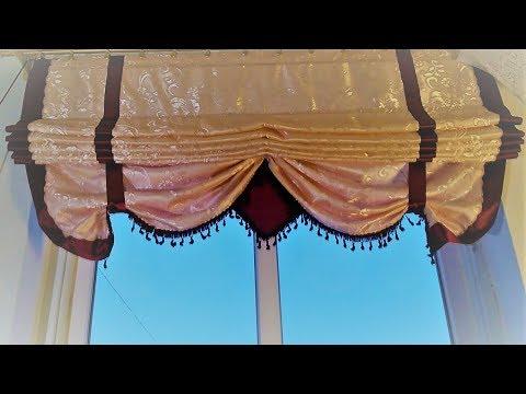 Римская штора для санузла своими руками + схема