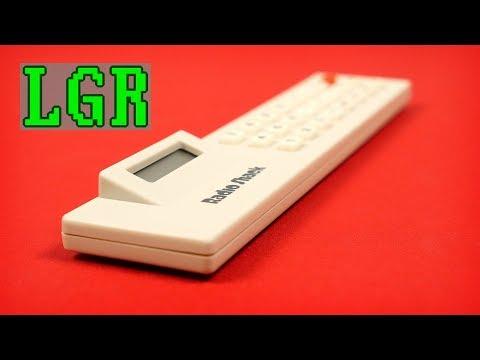 LGR - Radio Shack Computer Keyboard Calculator