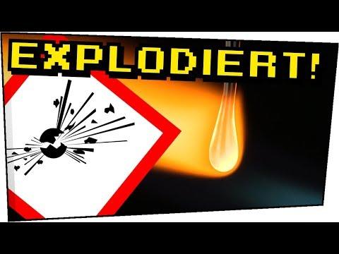 Explosiver als Diamanten! Richtige Bolognesertränen - Gefährliche Experimente #105