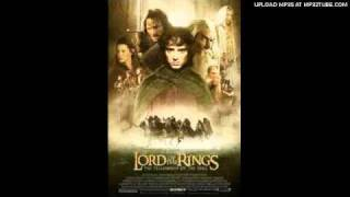 the lord of the rings tin whistle