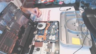 Asus GL551J Republic of Games Laptop repair fix power jack problems broken dc socket input port