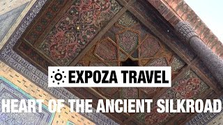 (71.0 MB) The Heart Of The Ancient Silkroad (Uzbekistan) Vacation Travel Audio Guide Mp3