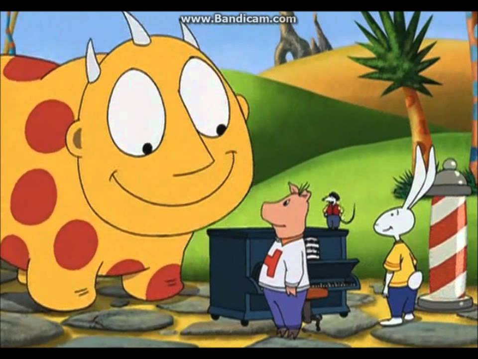 Maggie And The Ferocious Beast Episode Just A Little Off