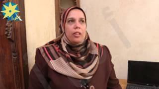 بالفيديو صفاء عبد الحميد الهدف الاساسي لاتحاد اعلاميات مصرالتدريب والتعريف بالسلامة المهنية
