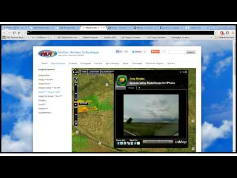 U.S. Tornado Chasers & Spotters