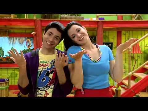 Estela Ribeiro e Vini - Começando o Dia Casa do Disney Junior