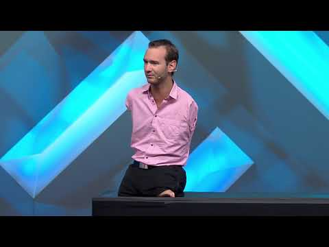 Learn To Live The Life God Has Called You To With Nick Vujicic At Saddleback Church video