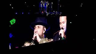 Backstreet Boys - I'll Never Break Your Heart (DNA World Tour Amsterdam 23-05-19)