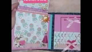Handmade Creative Baby Scrapbook/Baby Gifts/Handmade Simple Album