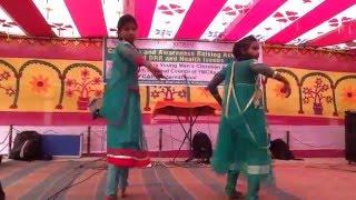 Bogra Girl Korobi and Lovely  Dancing at Kutubpur Sariakandi, Bogra