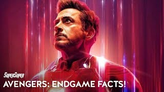 Avengers: Endgame Facts You'll Love | SuperSuper