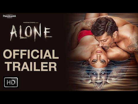 Alone Official Theatrical Trailer | Bipasha Basu, Karan Singh Grover video